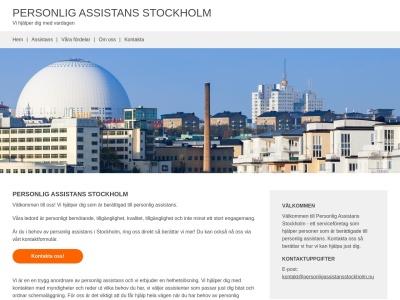 www.personligassistansstockholm.nu