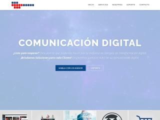 Captura de pantalla para peruwebmedia.com