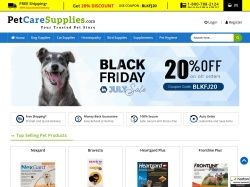 Pet Care Supplies Coupons in December 2018