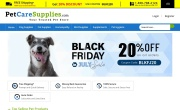 Pet Care Supplies thumbshot logo