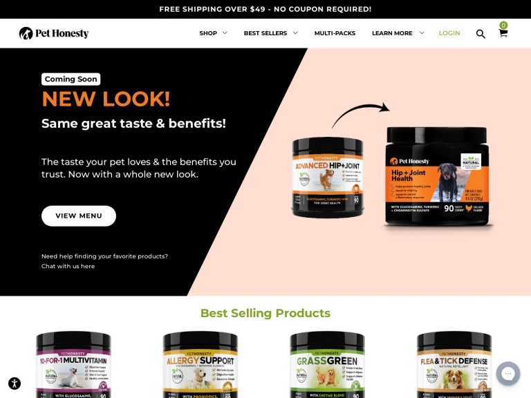 PetHonesty-Canine Fitness – 20% off with code FITDOG20