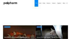 www.petpharm.de Vorschau, Haustier Krankheiten - Ursachen Diagnose Behandlung