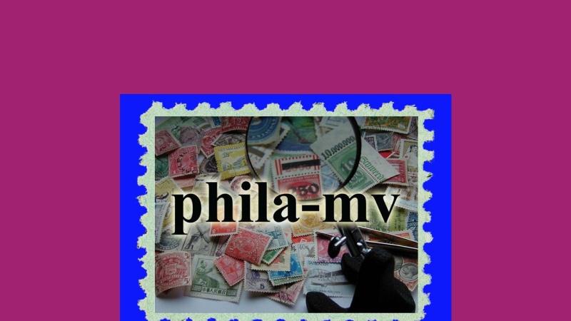 www.phila-mv.de Vorschau, Landesverband der Philatelisten Mecklenburg-Vorpommern e.V.