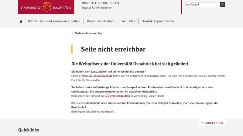 www.philosophie.uni-osnabrueck.de Vorschau, Zur Logik alethischer und deontischer Modalitäten bei Leibniz