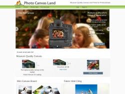 Photo Canvas Land