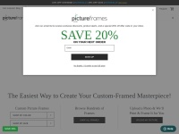 PictureFrames Coupon Codes & Discounts