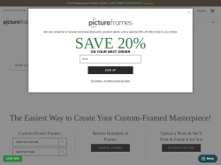 Picture Frames coupon codes