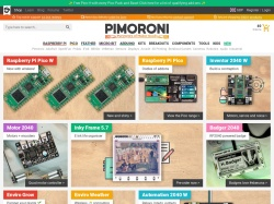 Pimoroni coupon codes December 2018