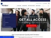 Pimsleur Language Programs Coupon