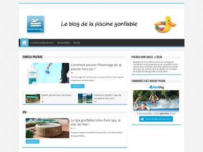 Piscines-Gonflables.com : piscine gonflable autoportante