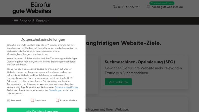 www.pixeldreher.de Vorschau, Webagentur Pixeldreher, André Goldmann