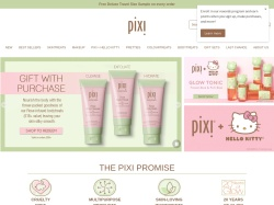 Pixibeauty.co.uk coupon codes March 2018