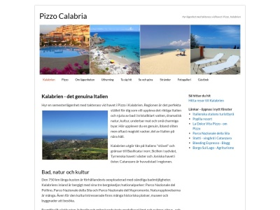 www.pizzocalabria.se