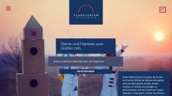 www.planetarium-wolfsburg.de Vorschau, Planetarium Wolfsburg