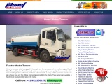 Road Water Tanker Manufacturers