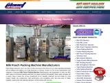 Semi Automatic Milk Pouch Packing Machine