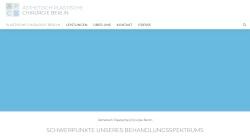 www.plastische-chirurgie-berlin.de Vorschau, Praxis Dr. Witzel und Dr. Kauder