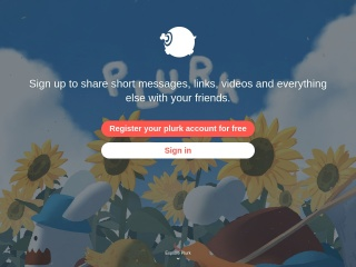 Screenshot for plurk.com