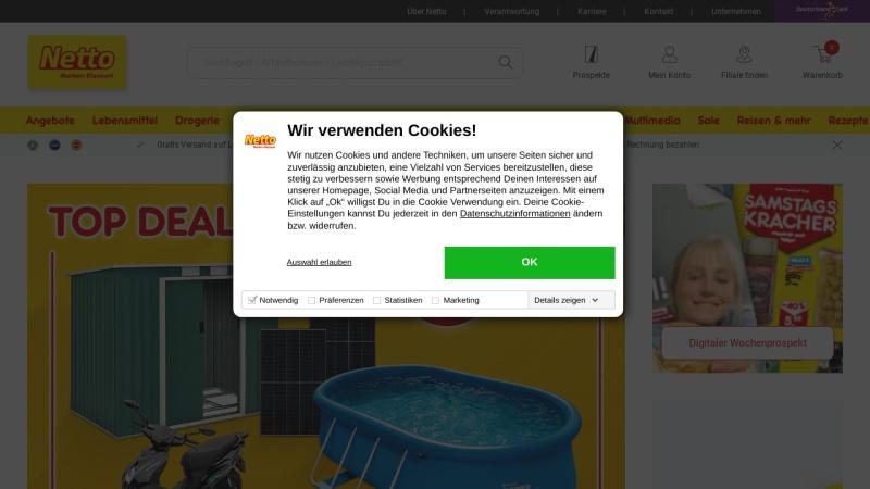 www.plus.de Vorschau, Plus Online GmbH