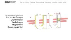 www.pluus-design.de Vorschau, pluusdesign GmbH