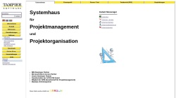www.pmhost.de Vorschau, Tampier Software