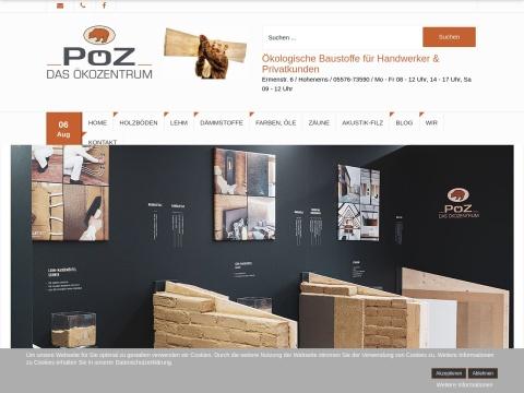 PÖZ Parkett und ökologischer Wohnbedarf Handels und Beratungs GmbH