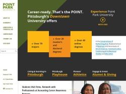 What's Happening | Point Park University