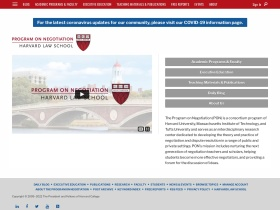 Harvard Program on Negotiation