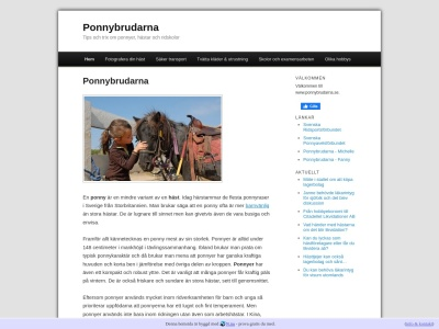 www.ponnybrudarna.se
