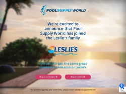Pool Supply World screenshot