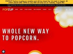 Popzup coupon codes December 2018