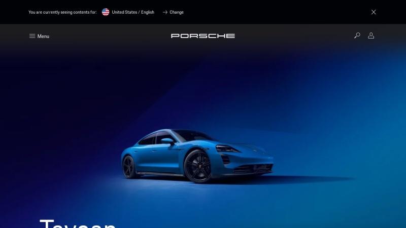 www.porsche.com Vorschau, Porsche