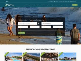 Captura de pantalla para portaldelapaloma.com.uy
