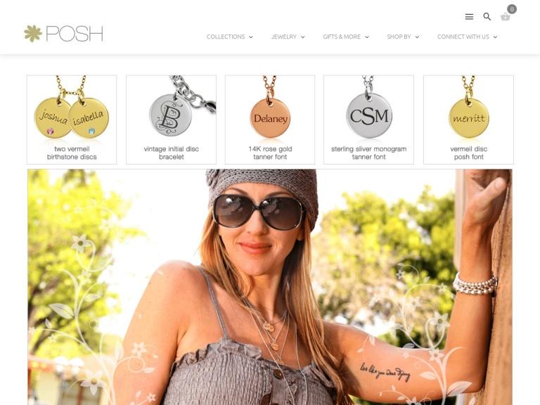 Posh Mommy Jewelry screenshot