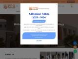 Best Engineering College Coimbatore | Anna University Affiliated Top Engineering Coimbatore | PPG