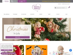 http://www.preciousmoments.com coupon and discount codes