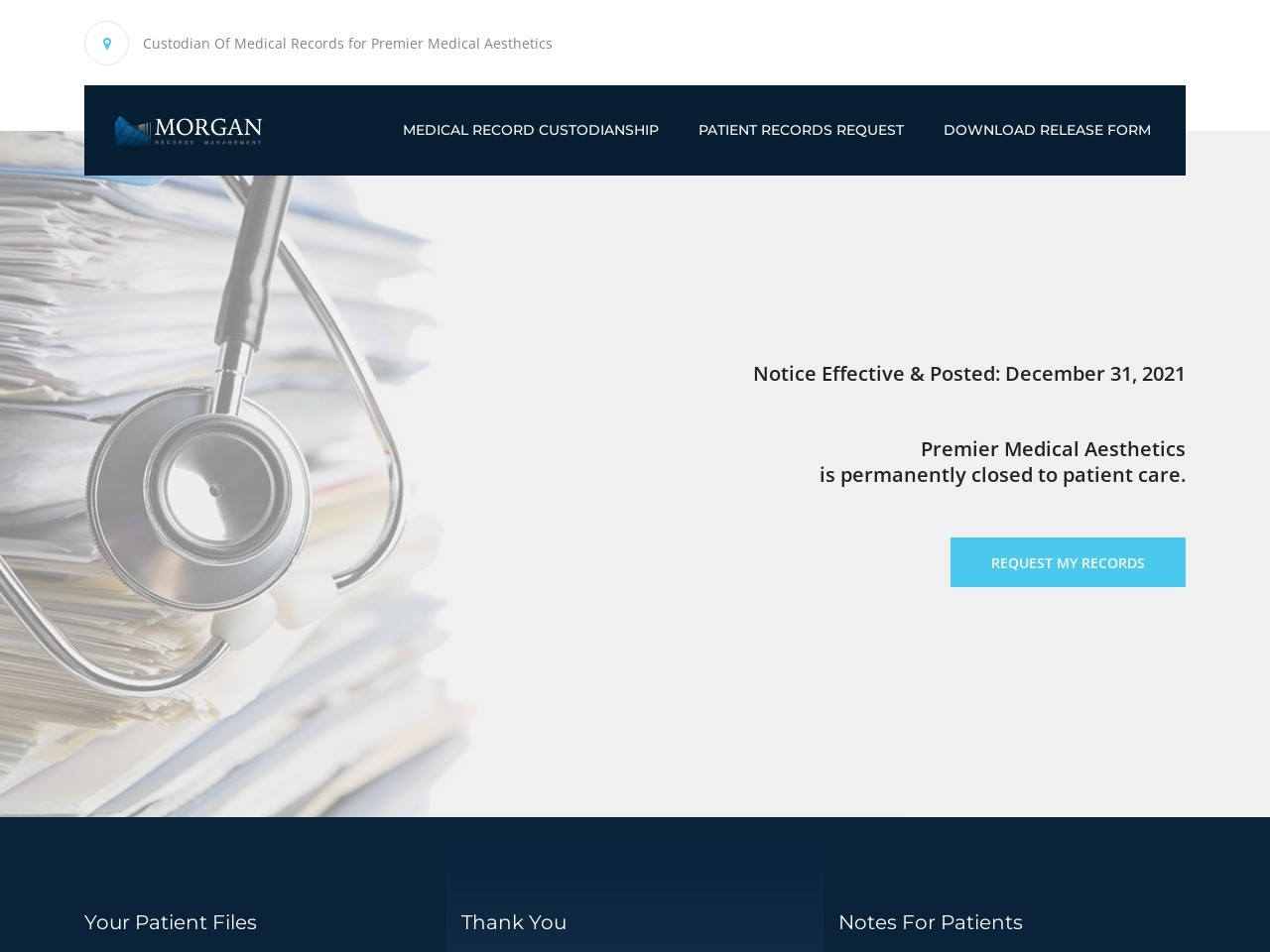 www.premiermedaesthetics.com screenshot