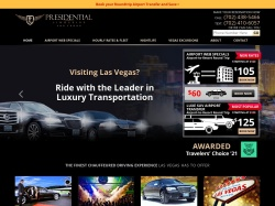 Presidential Limousine Las Vegas coupon codes February 2019