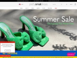Pretty Small Shoes coupon codes June 2018