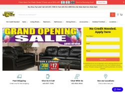 Sofas & Loveseats Under $500 - Price Busters Discount ...