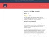 Proexcellency Provides SAP EWM Online Training