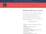 Proexcellency Provides Manhattan WMS  Online Training