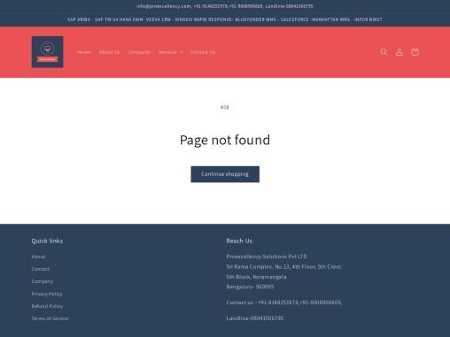 Proexcellency Provides Oracle Logfire Online Training