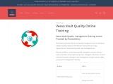 Proexcellency Provides Veeva Vault Online Training