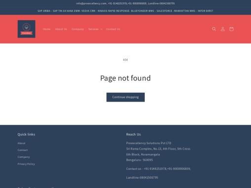 Proexcellency Provides SAP CAR Online Training