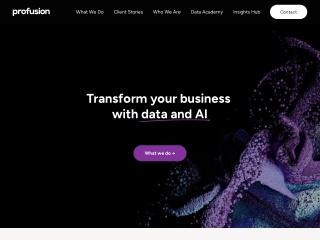 screenshot profusion.com