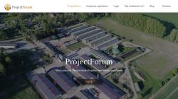 www.project-forum.biz Vorschau, Project Forum 4t2 GmbH
