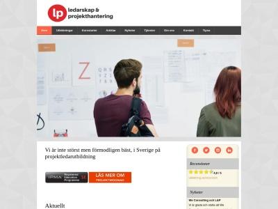 www.projekthantering.se