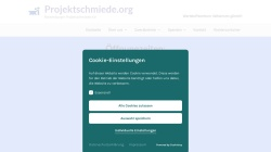 www.projektschmiede.org Vorschau, Rothenburger Projektschmiede e. V.