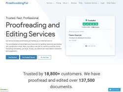 Proofreadingpal coupon codes December 2017